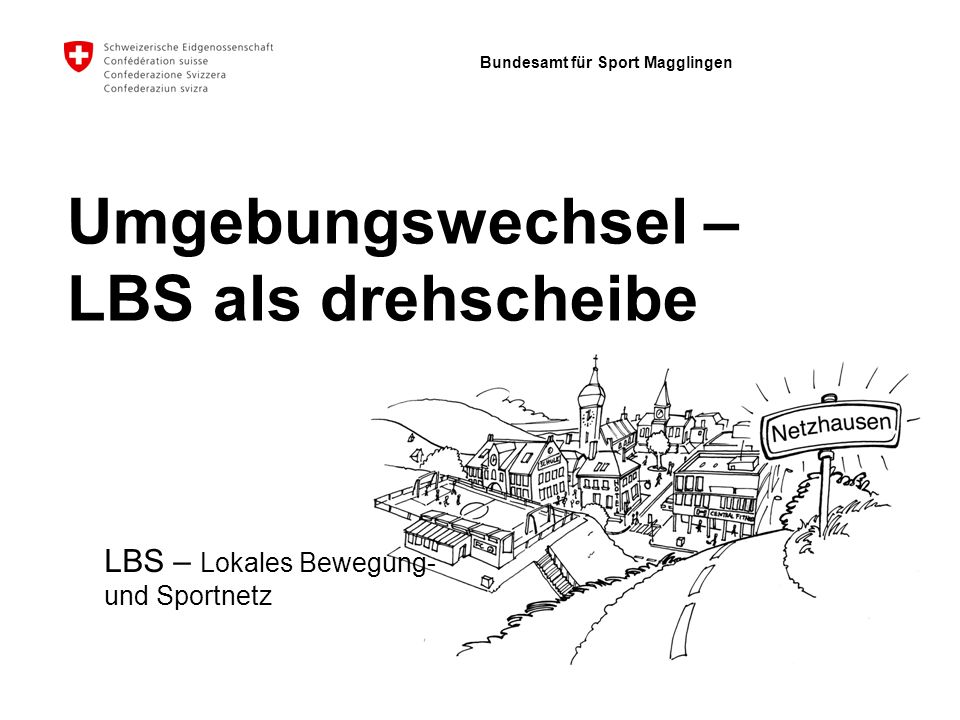 Umgebungswechsel – LBS als drehscheibe