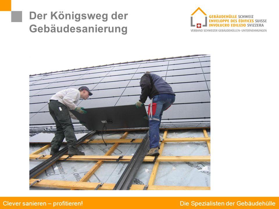 Der Königsweg der Gebäudesanierung