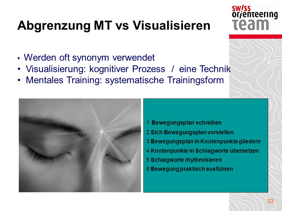 Abgrenzung MT vs Visualisieren