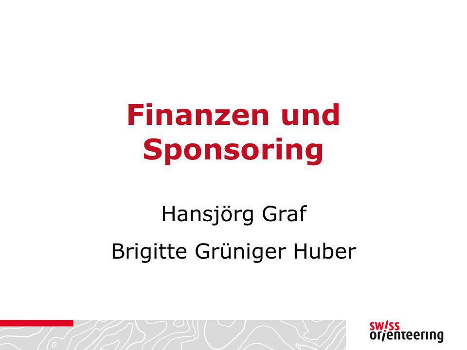 Finanzen und Sponsoring