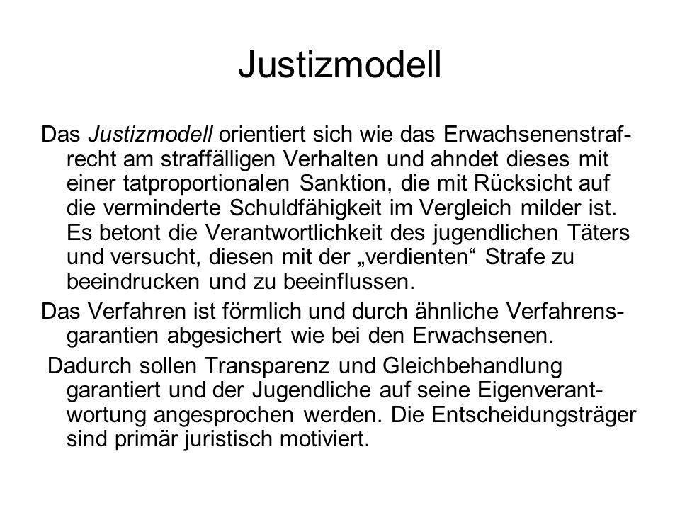 Justizmodell