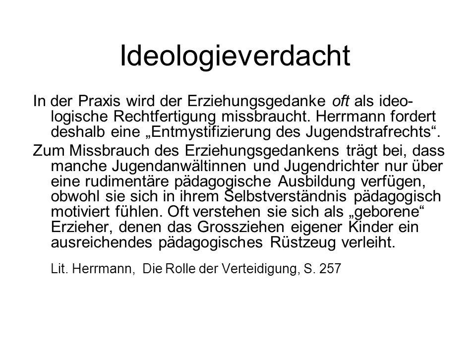 Ideologieverdacht