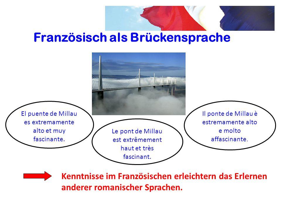 Französisch als Brückensprache