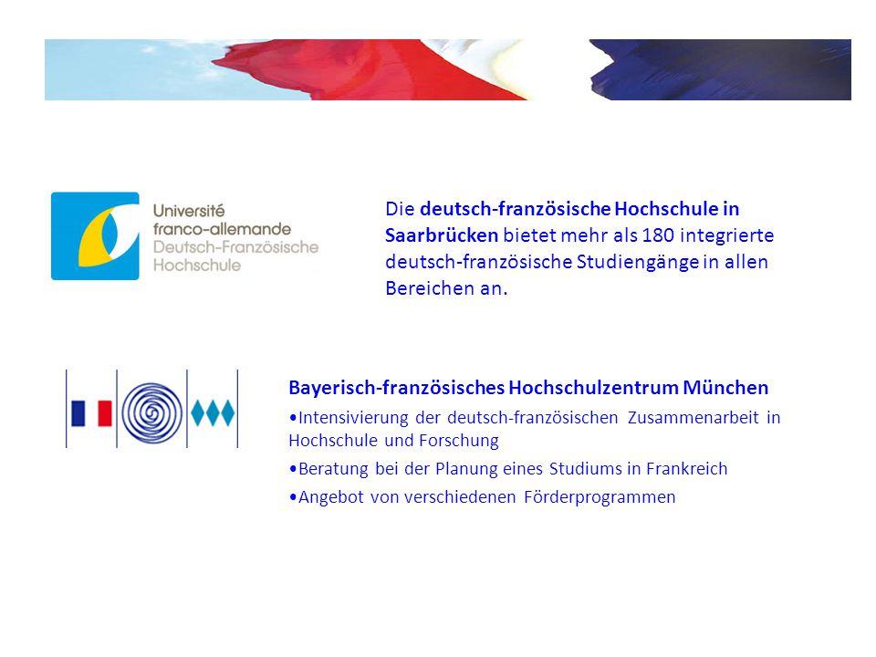 Bayerisch-französisches Hochschulzentrum München