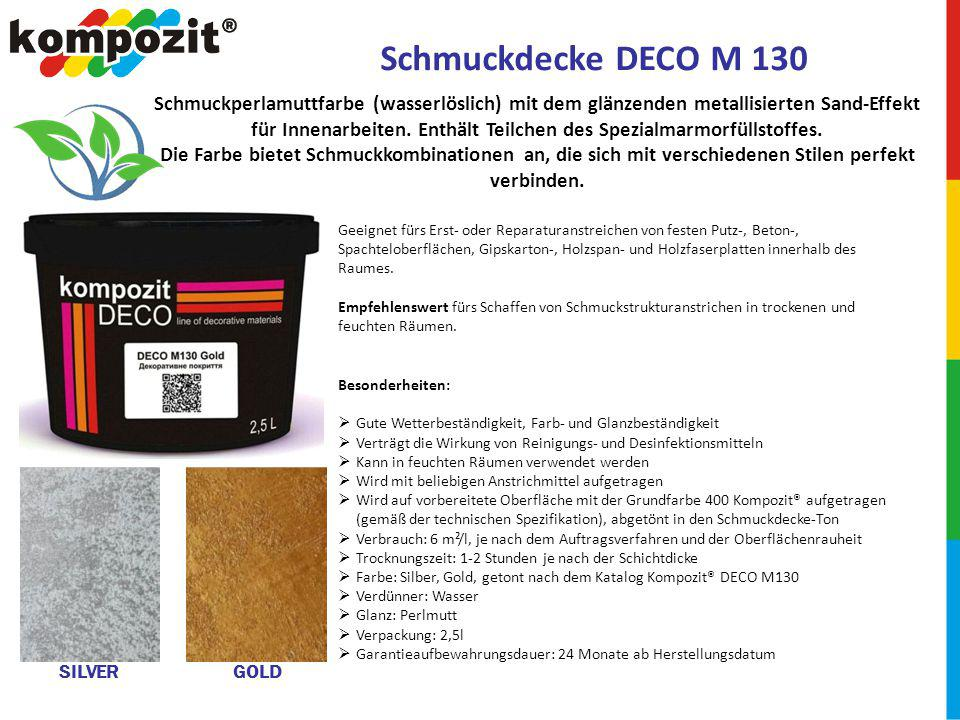 Schmuckdecke DECO M 130