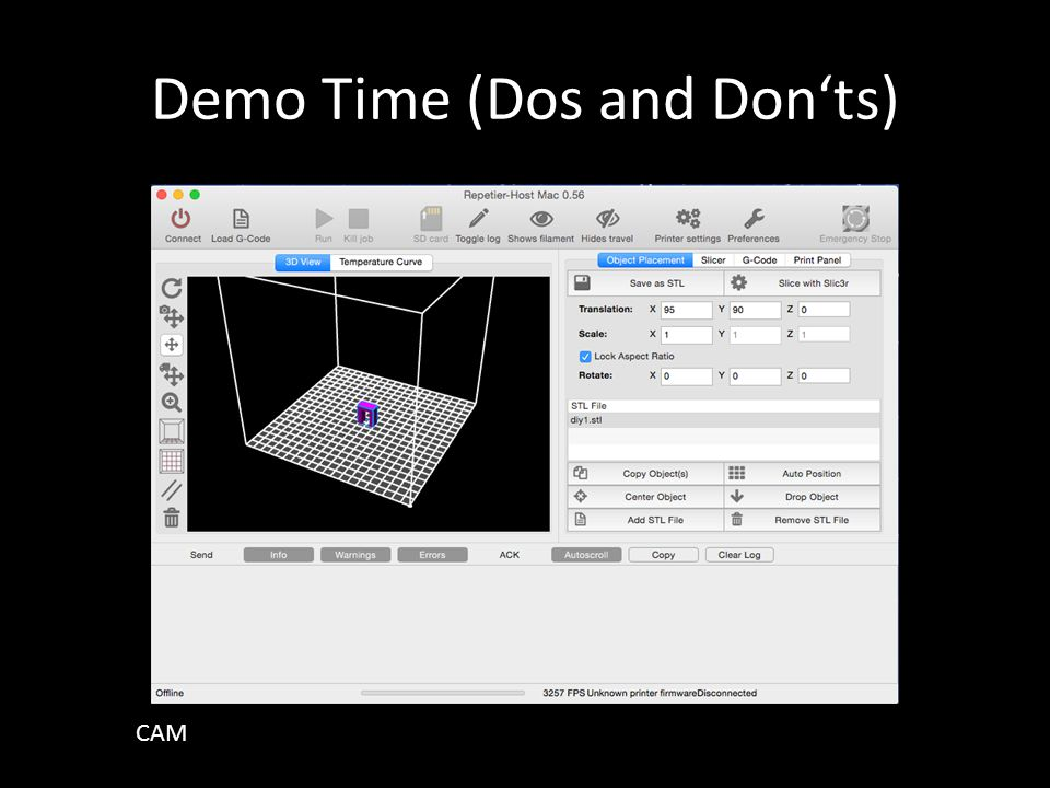 Demo Time (Dos and Don'ts)
