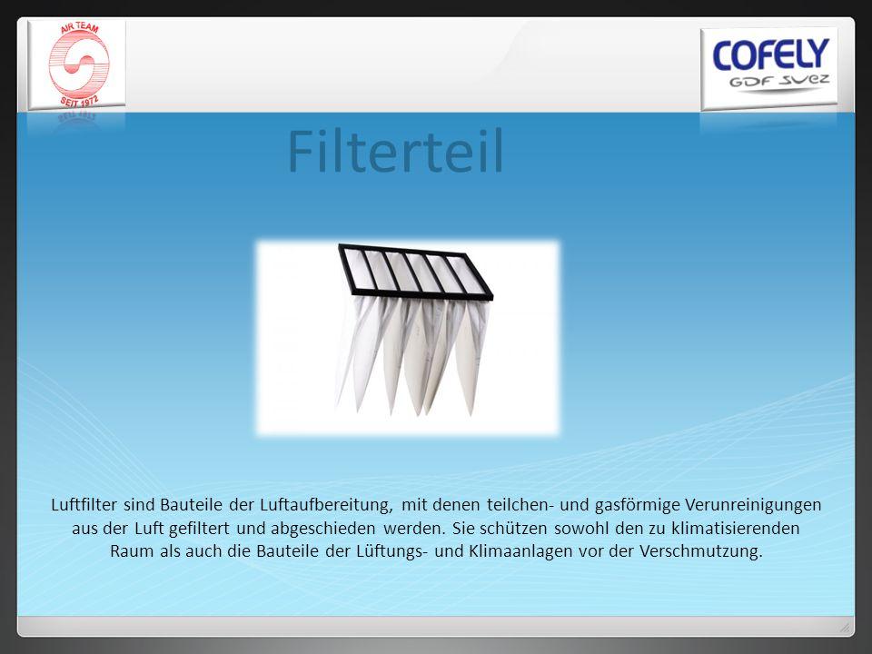 Filterteil