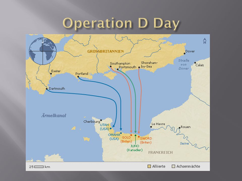 Operation D Day