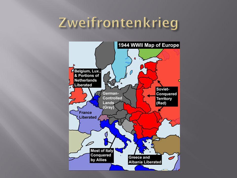 Zweifrontenkrieg