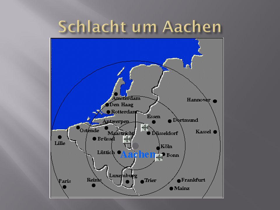 Schlacht um Aachen
