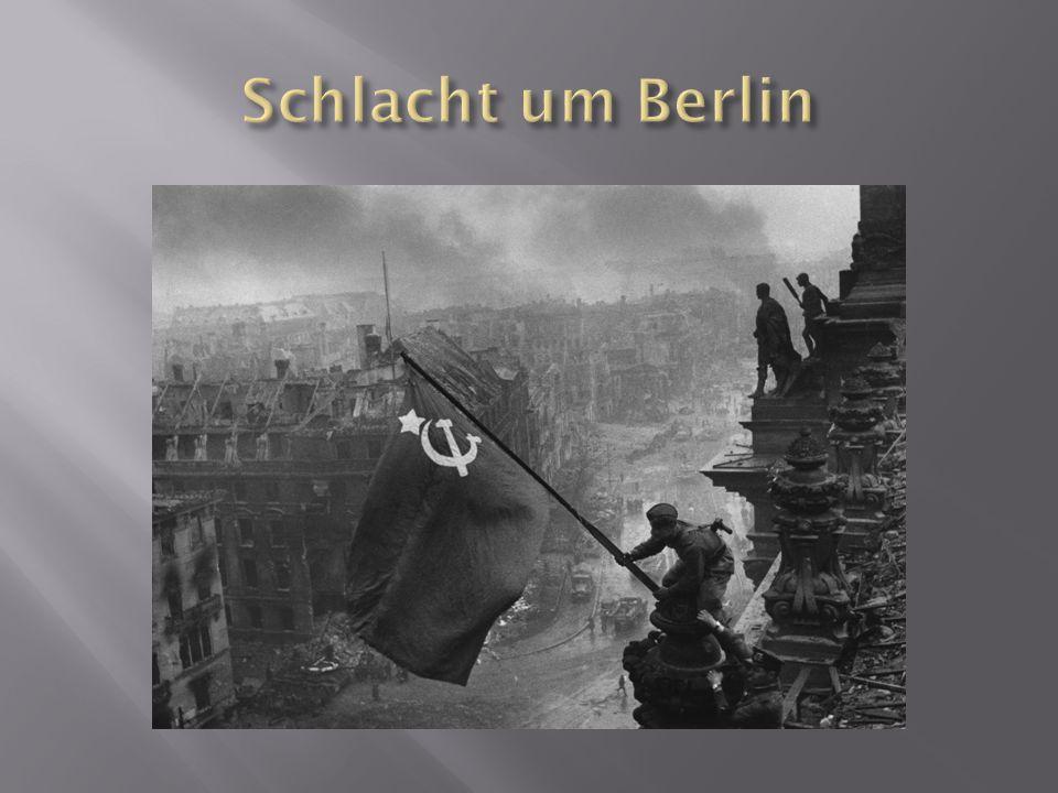 Schlacht um Berlin