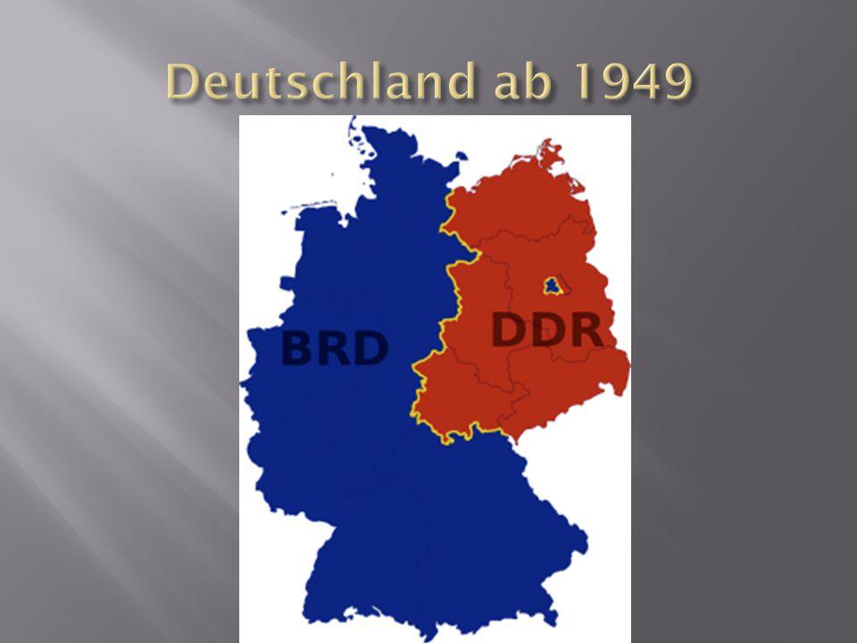 Deutschland ab 1949