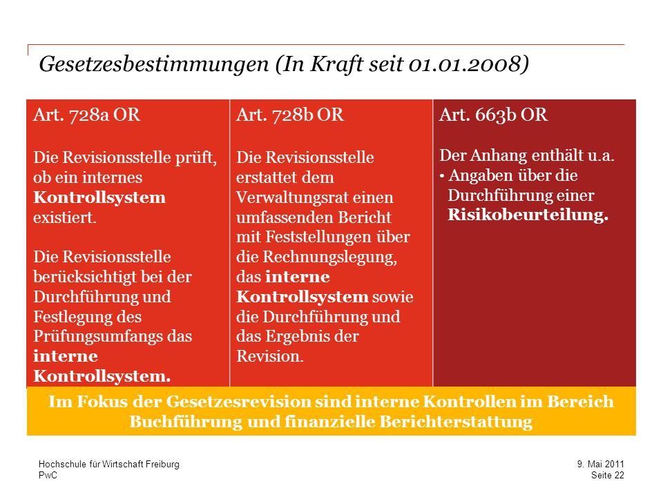 Gesetzesbestimmungen (In Kraft seit 01.01.2008)