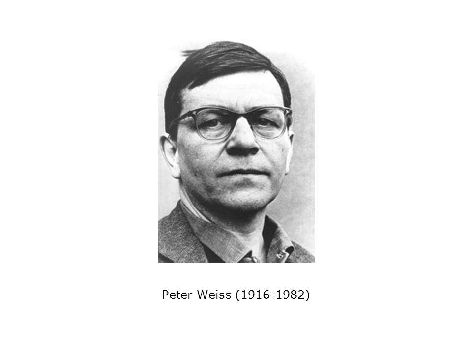 Peter Weiss (1916-1982)