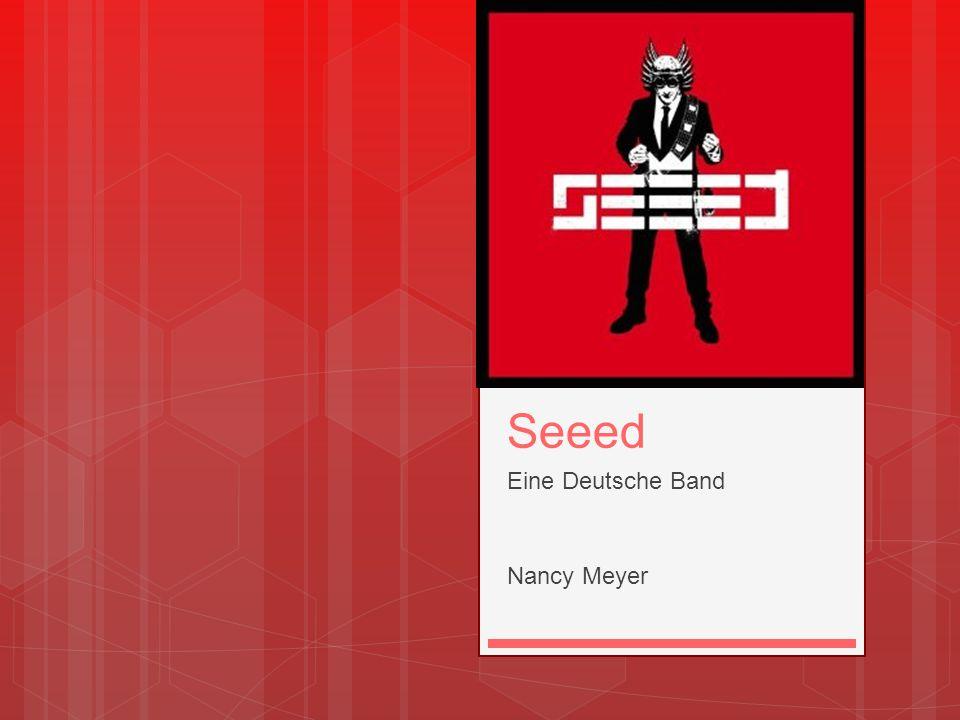Eine Deutsche Band Nancy Meyer