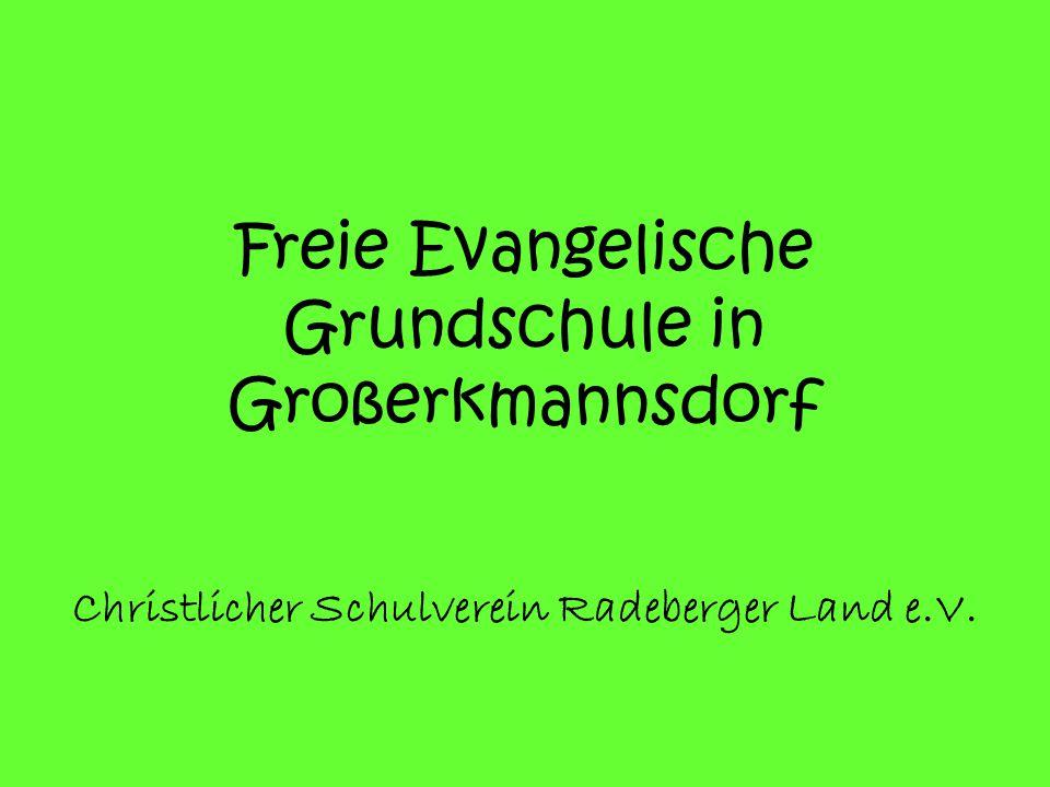 Christlicher Schulverein Radeberger Land e.V.