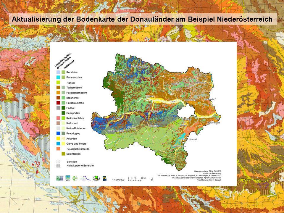Strategien gegen Bodenverbrauch