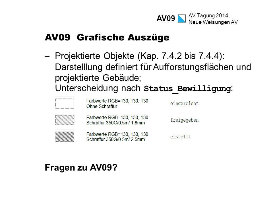 AV09 AV09 Grafische Auszüge.