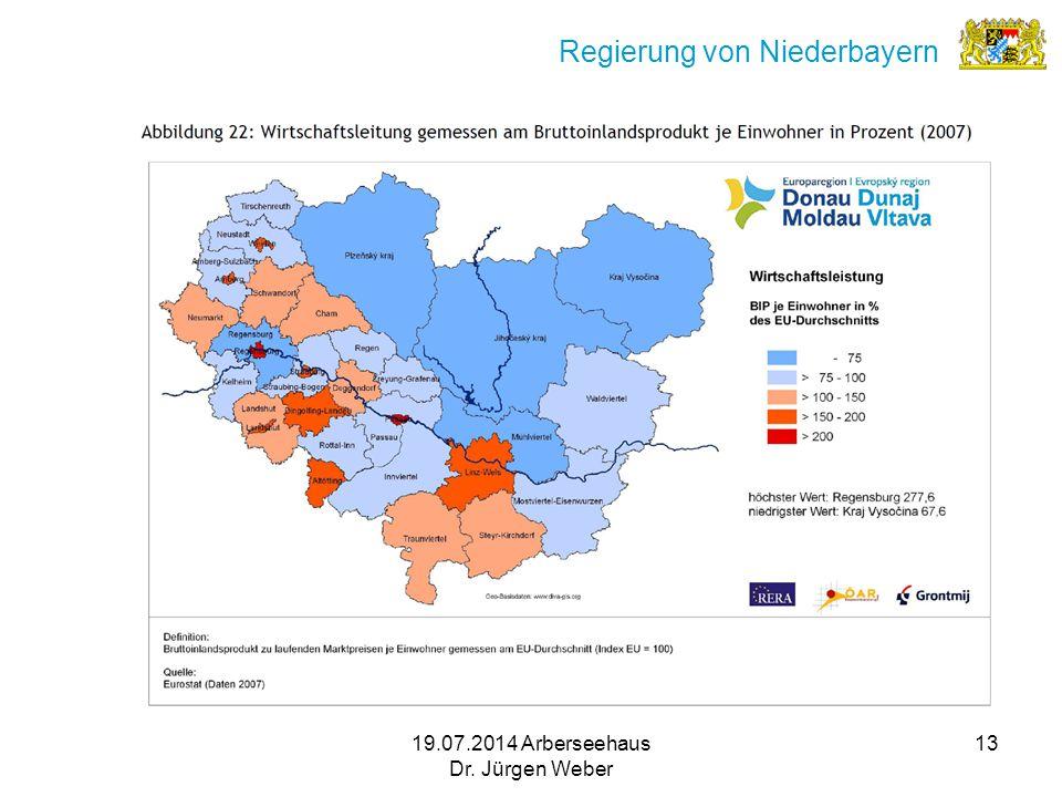 Regierung von Niederbayern