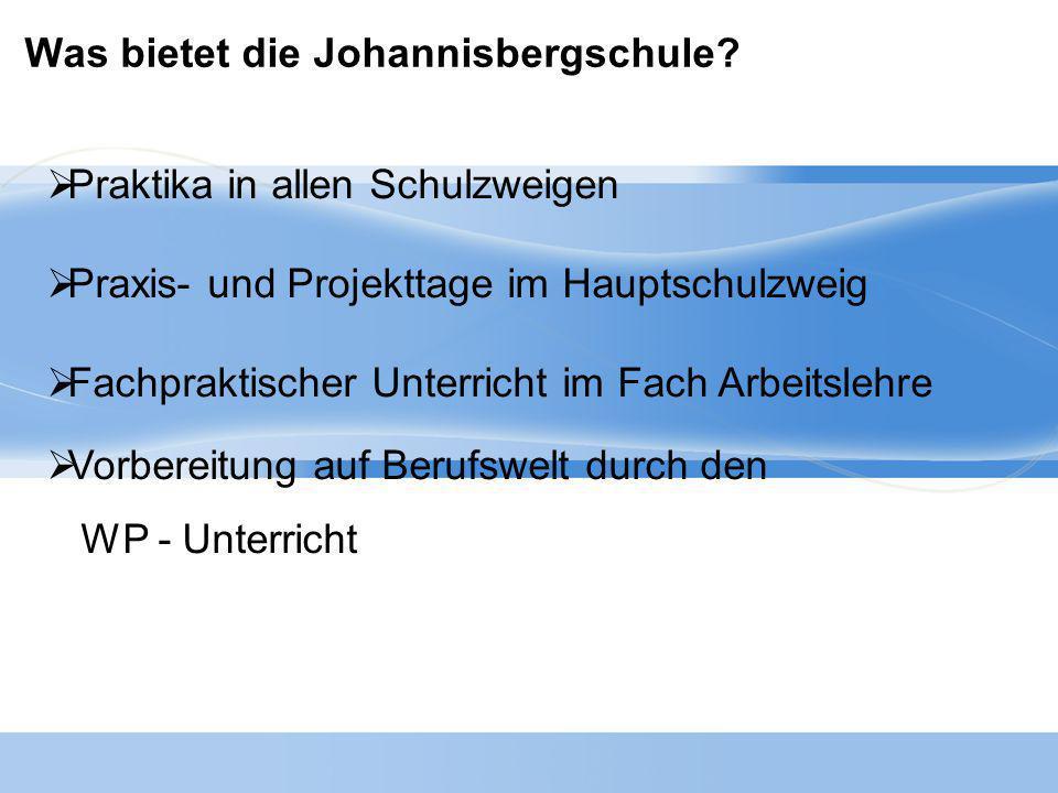 Was bietet die Johannisbergschule