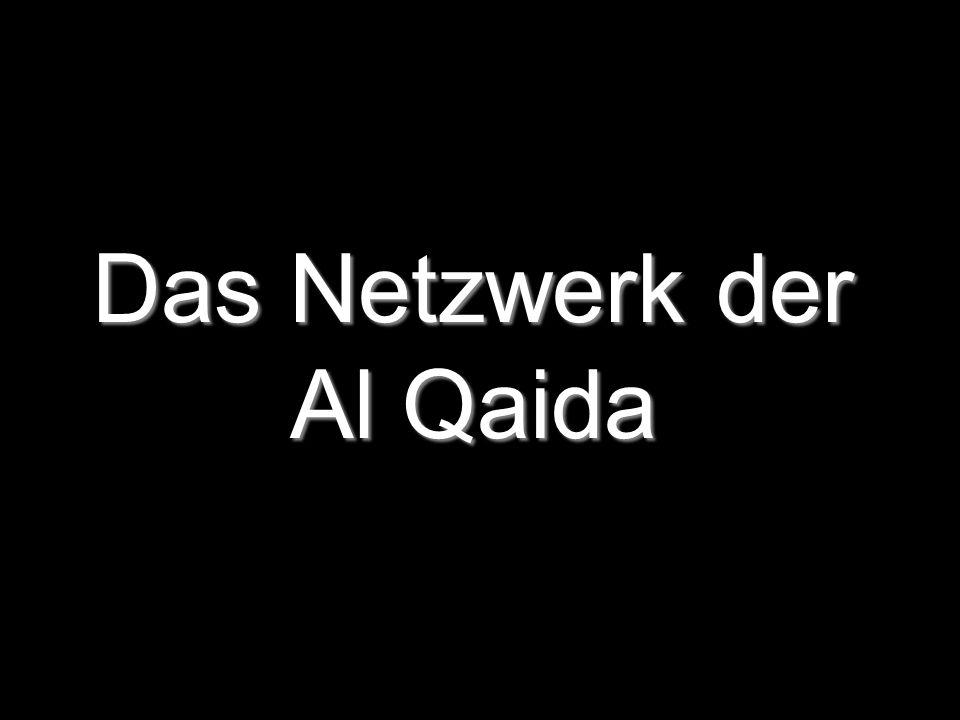 Das Netzwerk der Al Qaida
