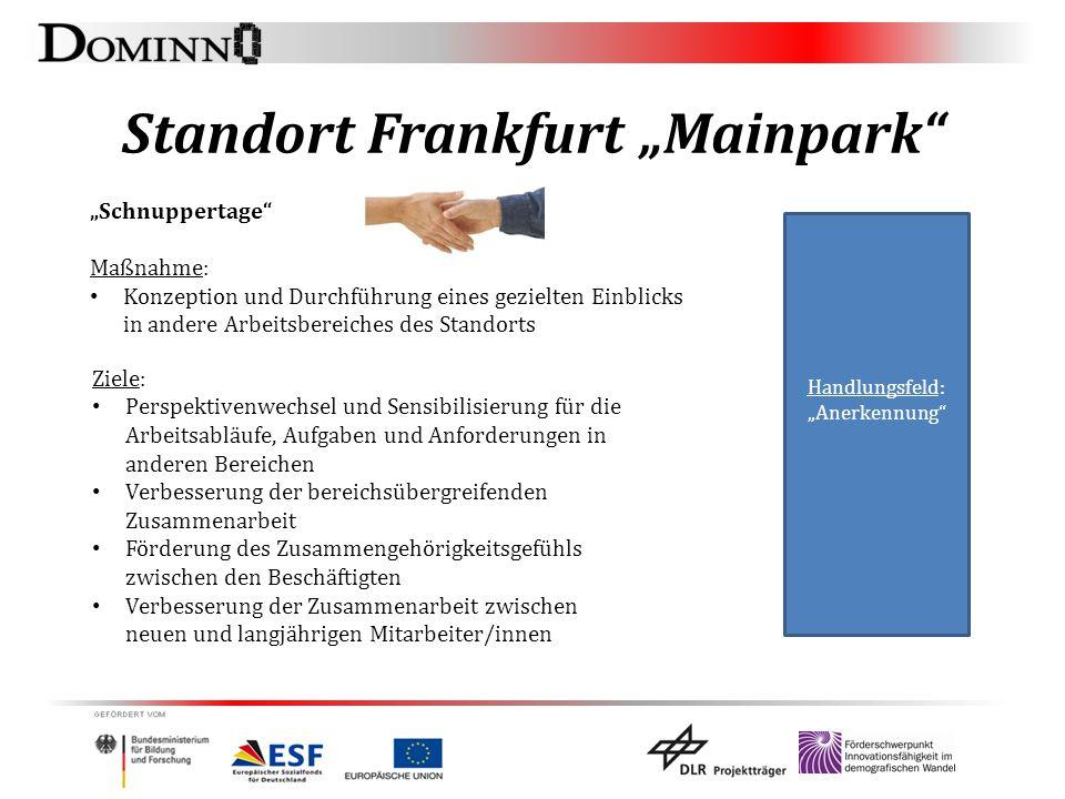 "Standort Frankfurt ""Mainpark"
