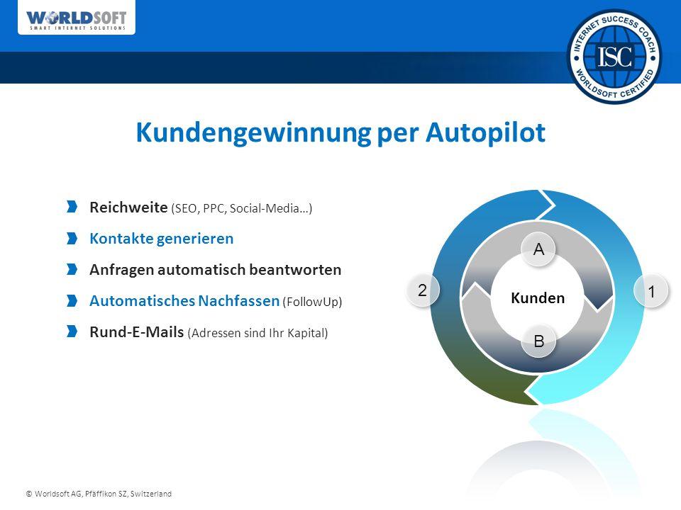 Kundengewinnung per Autopilot