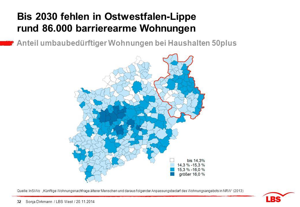 Bis 2030 fehlen in Ostwestfalen-Lippe rund 86