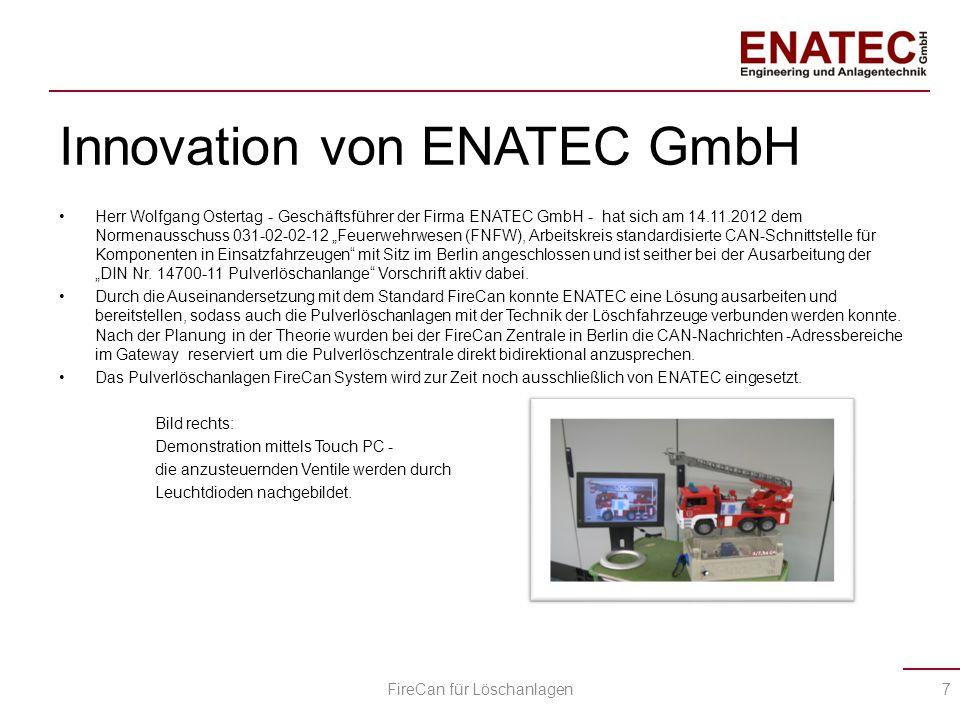 Innovation von ENATEC GmbH
