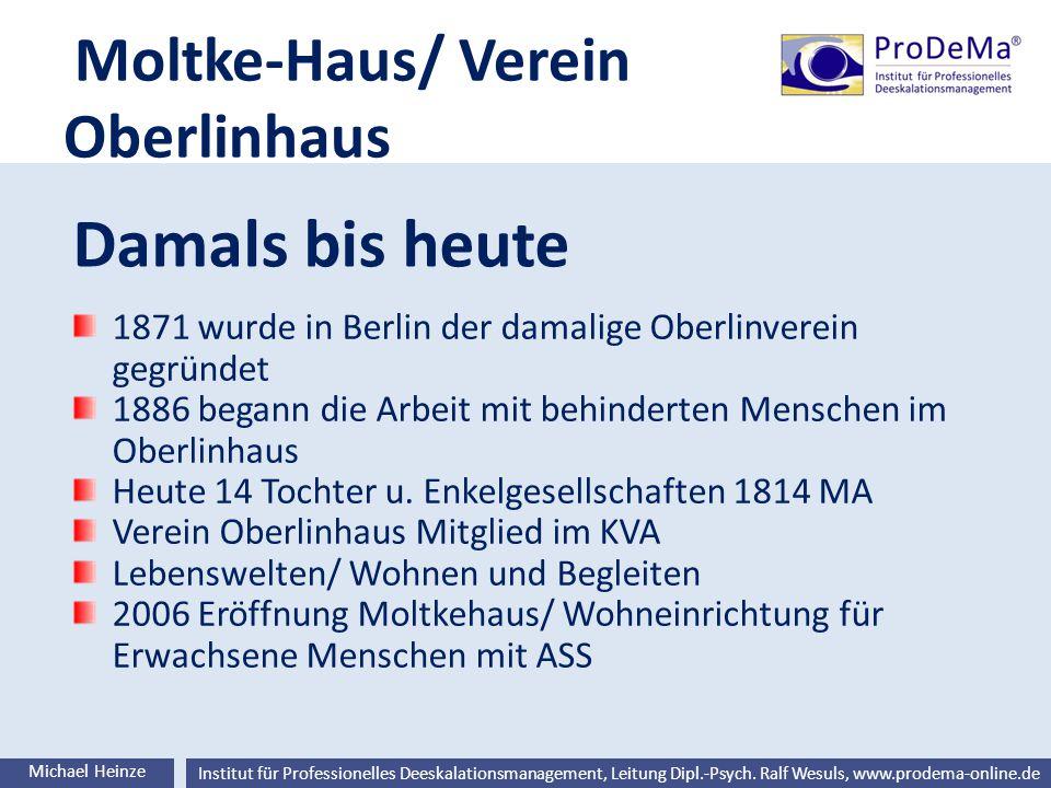 Moltke-Haus/ Verein Oberlinhaus