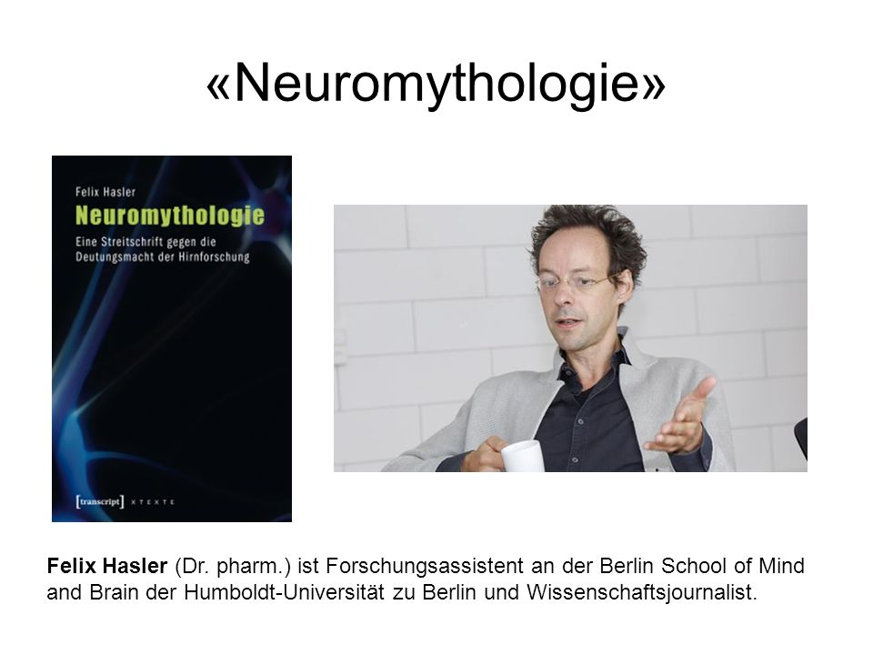«Neuromythologie»