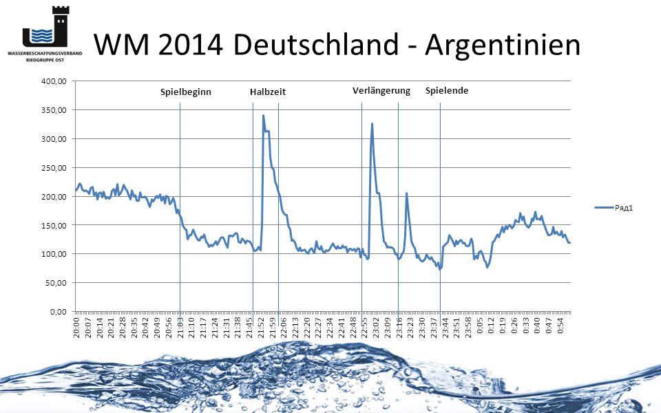 WM 2014 Deutschland - Argentinien
