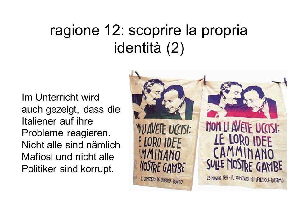 ragione 12: scoprire la propria identità (2)