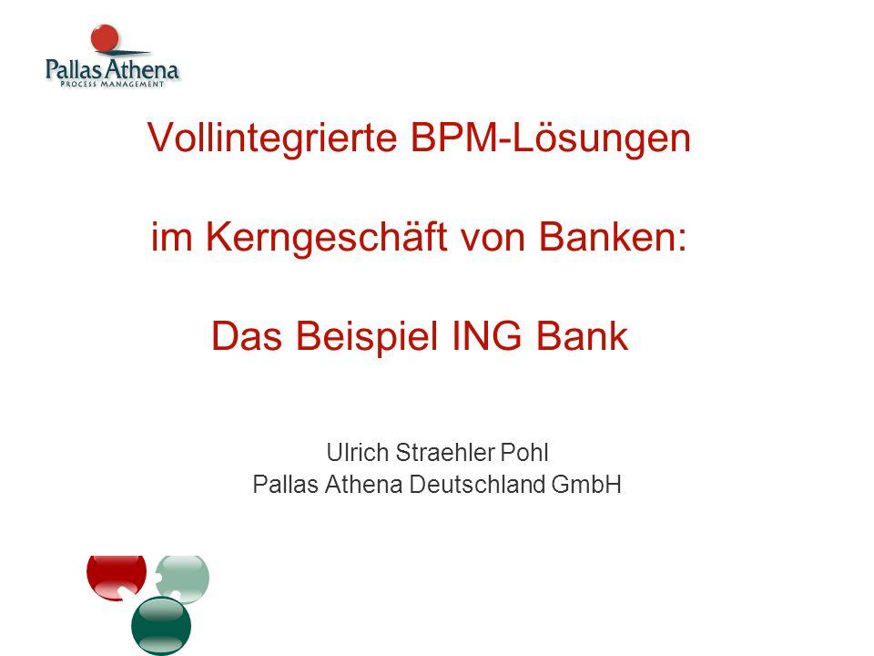 Ulrich Straehler Pohl Pallas Athena Deutschland GmbH