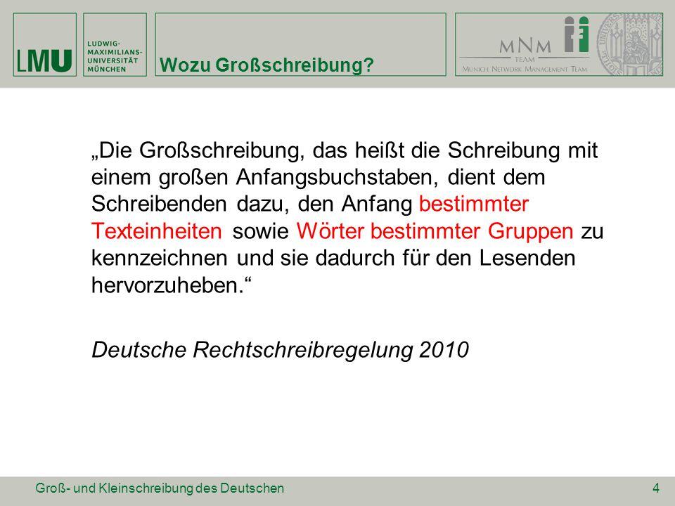 Deutsche Rechtschreibregelung 2010