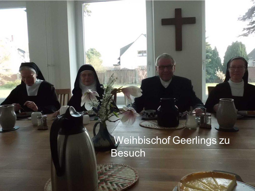 Weihbischof Geerlings zu Besuch