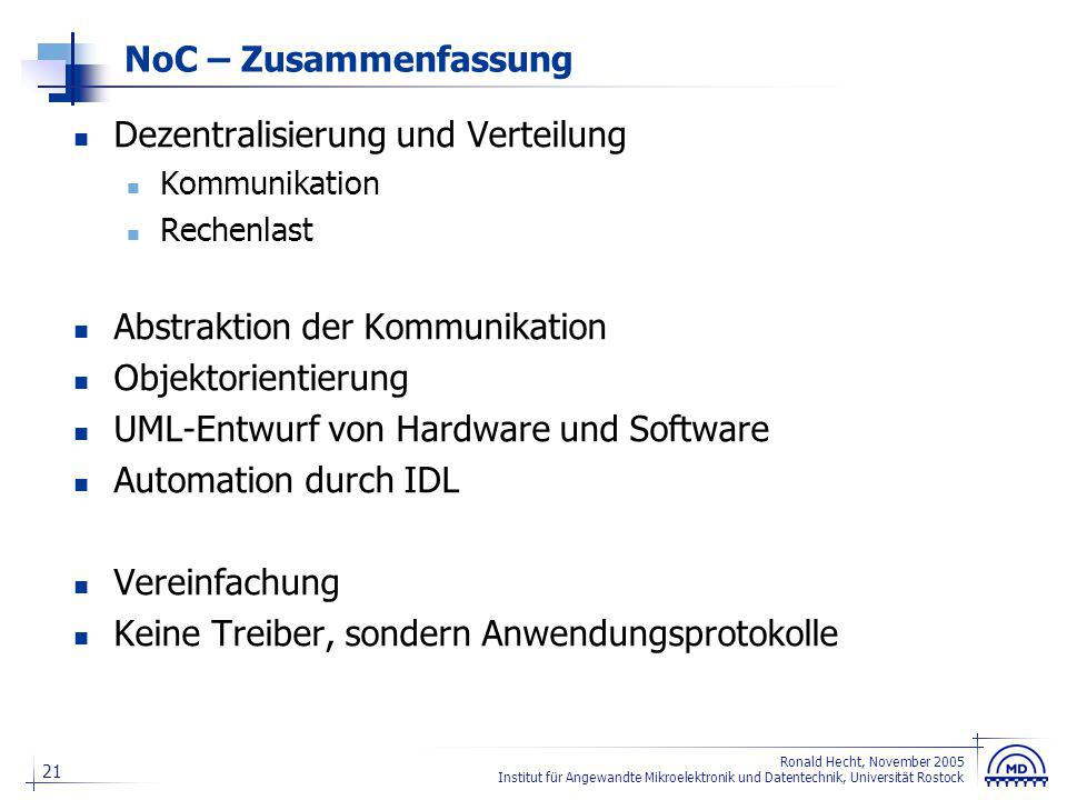 Hardware oder Software