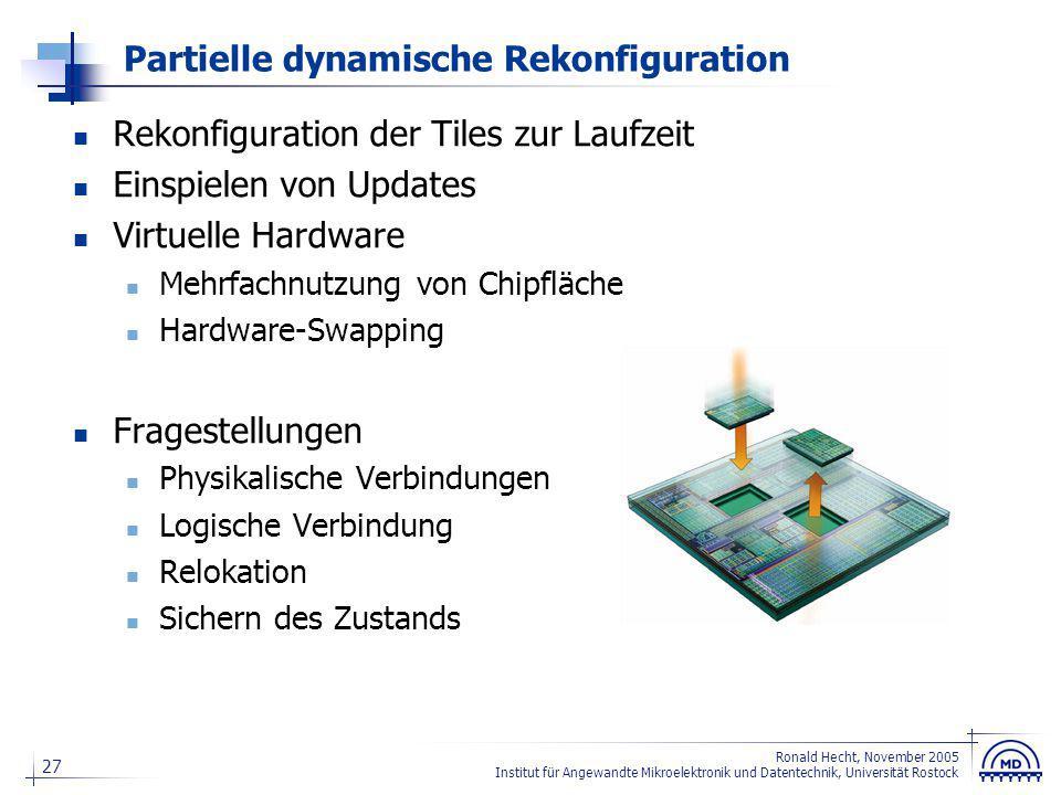 Betriebsystem für Virtuelle Hardware
