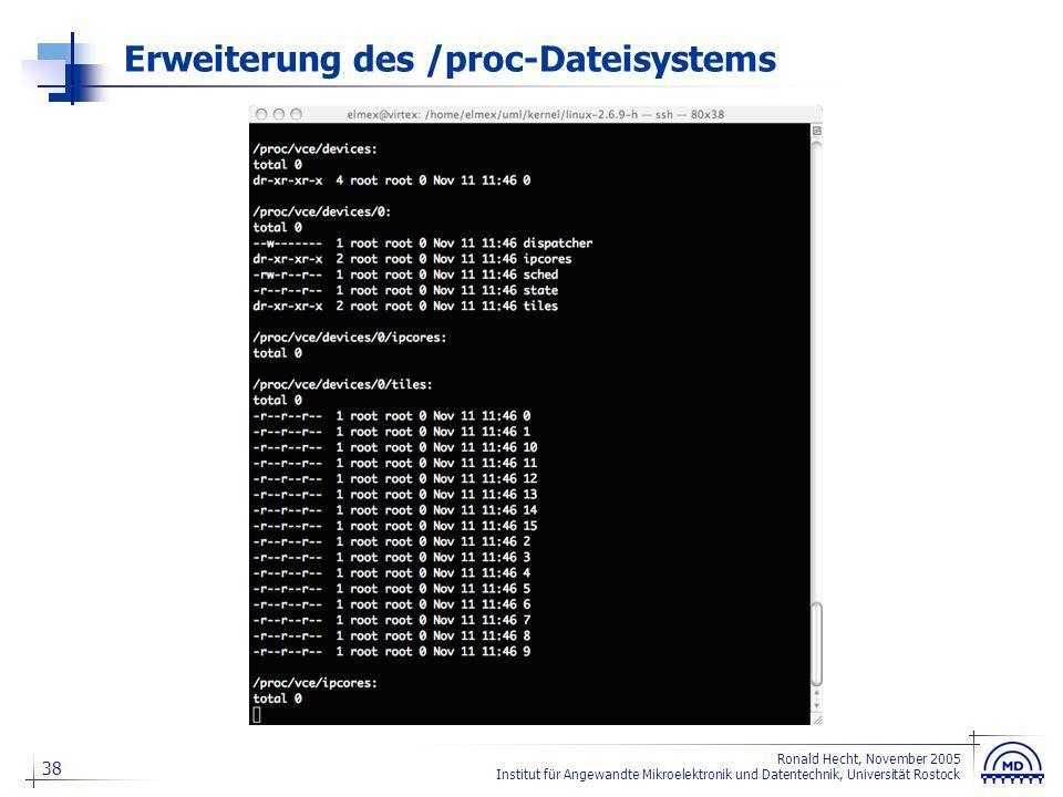Entwurfsprozess Manuelle Partitionierung IDL-Compiler