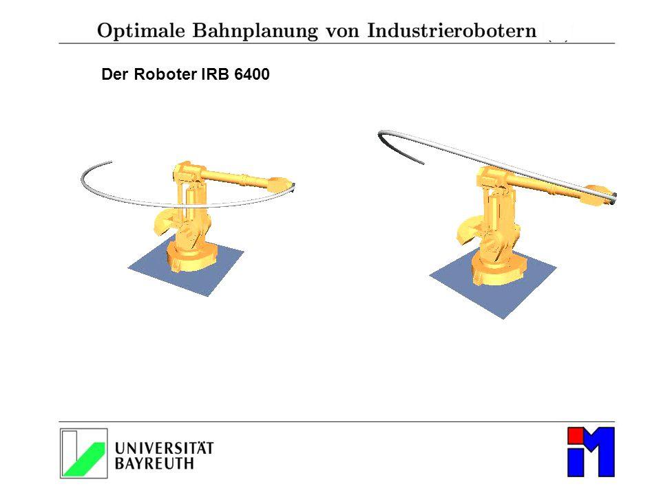 Der Roboter IRB 6400