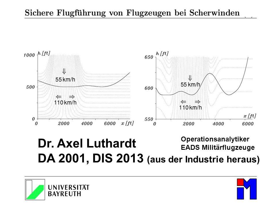 DA 2001, DIS 2013 (aus der Industrie heraus)