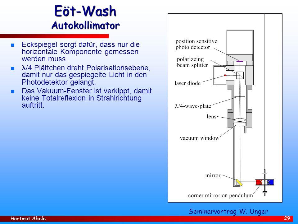Eöt-Wash Autokollimator
