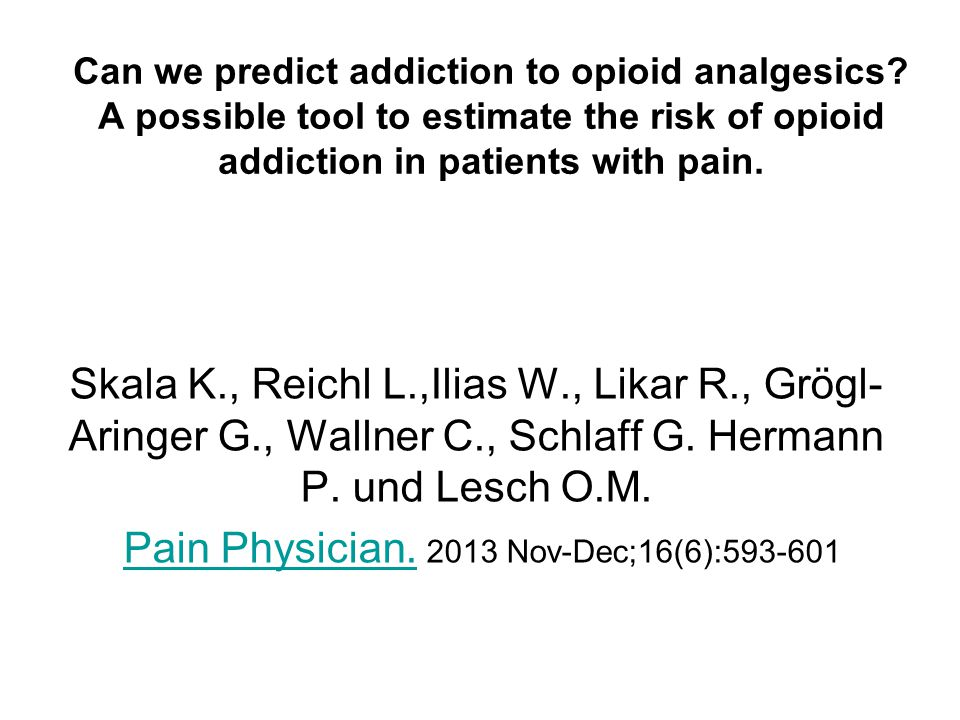 Pain Physician. 2013 Nov-Dec;16(6):593-601