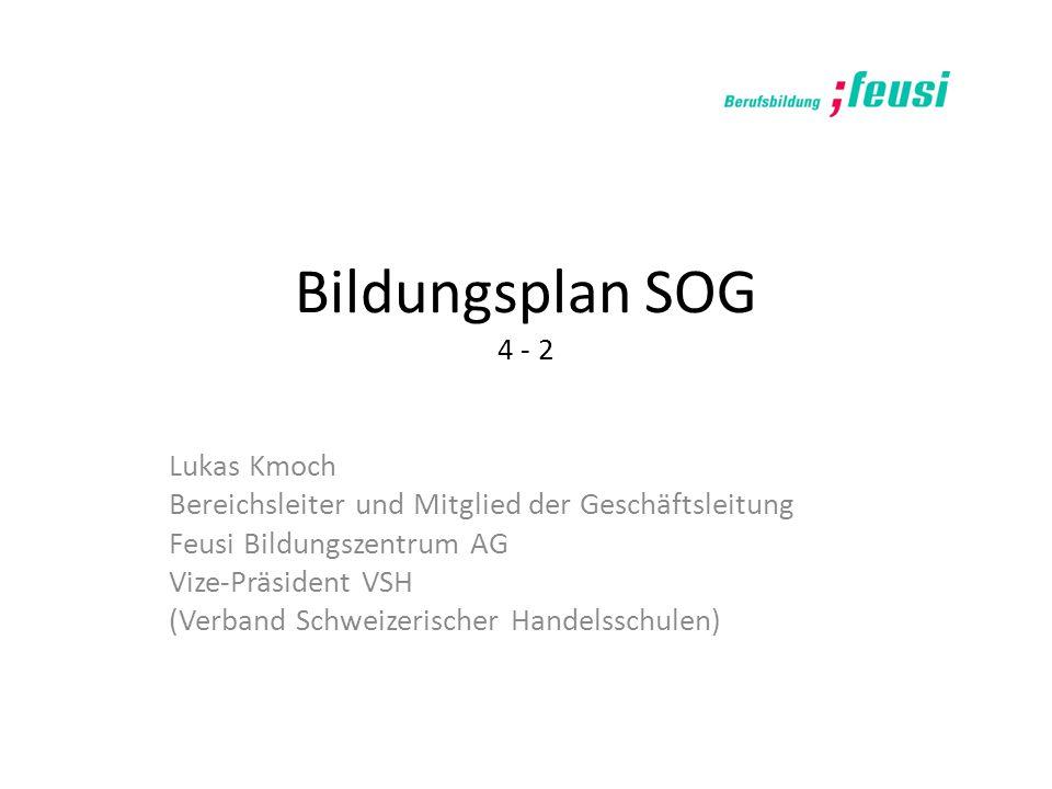 Bildungsplan SOG 4 - 2 Lukas Kmoch
