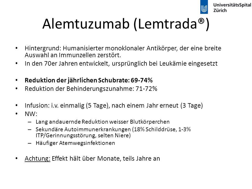 Alemtuzumab (Lemtrada®)