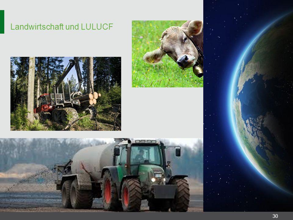 Landwirtschaft und LULUCF