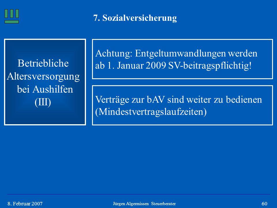 Jürgen Algermissen Steuerberater