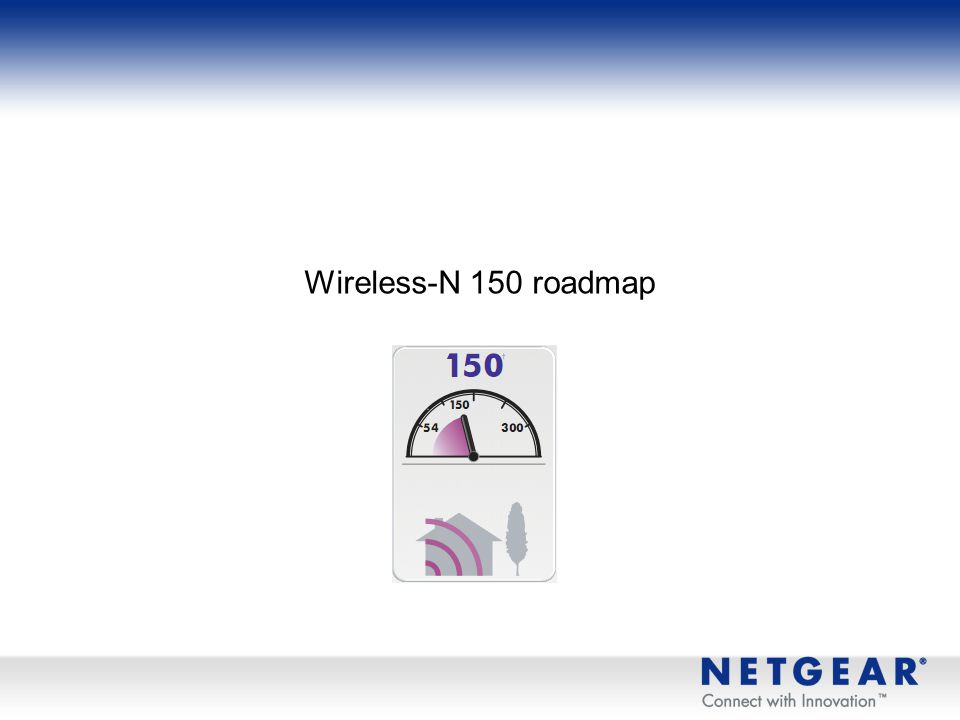 Wireless-N 150 roadmap 18