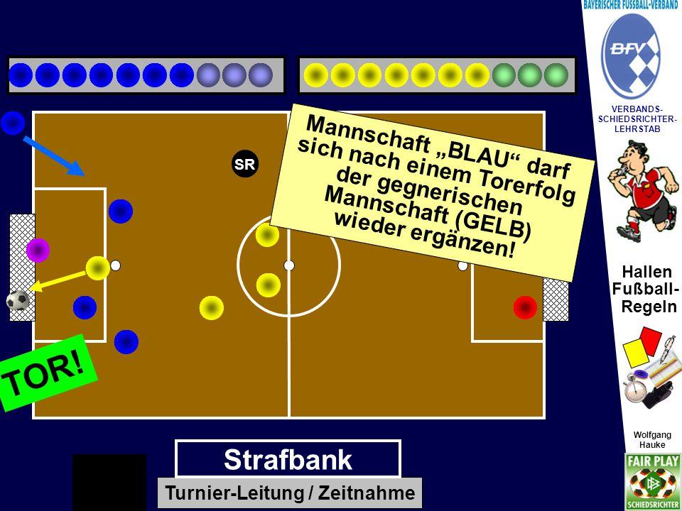 Turnier-Leitung / Zeitnahme