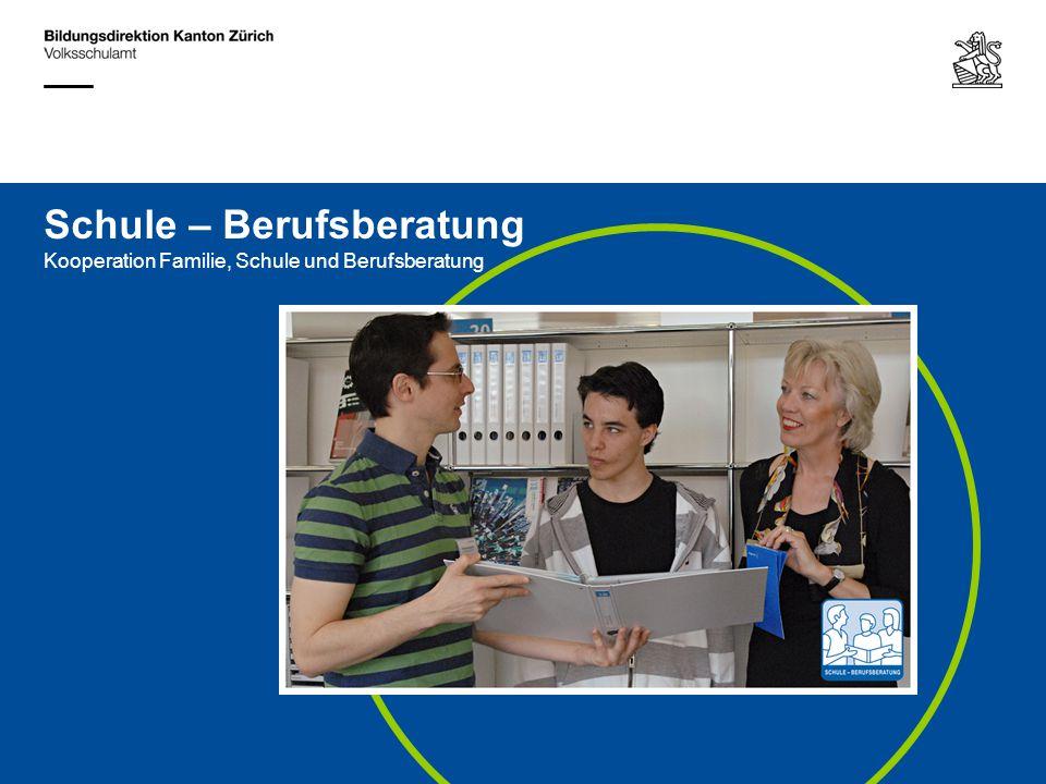 Schule – Berufsberatung Kooperation Familie, Schule und Berufsberatung